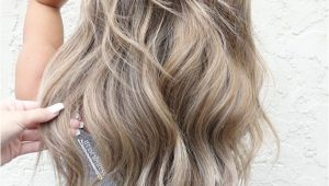Long Blonde Hairstyles Tumblr Long ash Blonde Balayage Beige Hair Haare In 2018