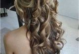 Long Curly Hairstyles for Bridesmaids 25 Bridesmaids Hairstyles for Long Hair