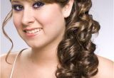 Long Curly Hairstyles for Bridesmaids Bridesmaids Hairstyles for Long Hair
