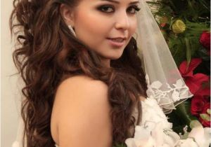 Long Hair with Veils Wedding Hairstyles Amazing Long Wedding Hairstyles to Inspire You