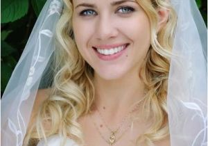 Long Hair with Veils Wedding Hairstyles Gorgeous Long Bridal Hairstyles with Veil