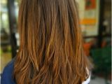 Long Hairstyles Cuts 2019 21 Cute Shoulder Length Layered Haircuts for 2018 – 2019