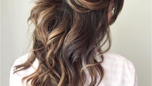 Long Hairstyles Down Dos Half Up Half Down Wedding Hairstyles – 50 Stylish Ideas for Brides