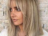 Long Hairstyles No Bangs 60 Fun and Flattering Medium Hairstyles for Women