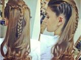 Long Hairstyles with Curls and Braids 35 Long Hair Braids Styles