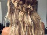 Loop Waterfall Braid L Cute Hairstyles 7 NajlepÅ¡ch Obrázkov Na Nástenke Hairstyle Na Pintereste