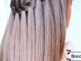 Loop Waterfall Braid L Cute Hairstyles Learn How to Do A Waterfall Braid Hairstyles