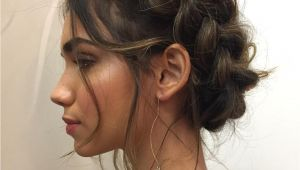 Loose Braid Updo Hairstyles 20 Charming and Y Valentine S Day Hairstyles