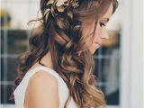 Loose Curl Wedding Hairstyles 40 Wedding Hair