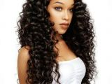 Loose Curly Weave Hairstyles Quick Hairstyles for Loose Wave Weave Hairstyles Must See