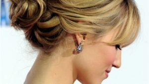 Loose Low Bun Wedding Hairstyles Loose Bun Hairstyles Weekly