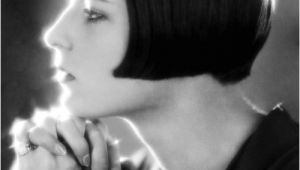 Louise Brooks Bob Haircut Cinema Connection Louise Brooks Bobs Her Hair D so