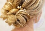 Low Bun Hairstyles for Weddings 46 Best Ideas for Hairstyles for Thin Hair