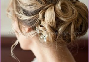 Low Bun Hairstyles for Weddings Bridal Hairstyles Low Bun Latestfashiontips