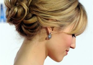 Low Bun Hairstyles for Weddings Loose Bun Hairstyles Weekly