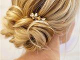 Low Loose Bun Hairstyles for Weddings 46 Best Ideas for Hairstyles for Thin Hair
