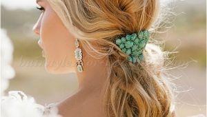 Low Ponytail Wedding Hairstyles Ponytail Hairstyles Low Ponytail Wedding Hairstyle