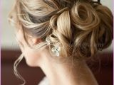 Low Side Bun Hairstyles for Weddings Bridal Hairstyles Low Bun Latestfashiontips