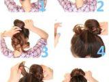 Makeupwearables Hairstyles Buns 554 Best Quick & Easy Hairstyles Images