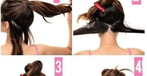 Makeupwearables Hairstyles Buns Messy Bun Hacks Tips Tricks Hair Styles for Lazy Girls How to