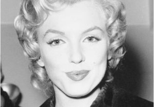 Marilyn Monroe Bob Haircut Marilyn Monroe Hairstyles