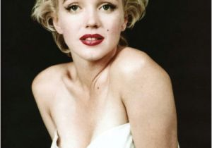 "Marilyn Monroe Bob Haircut Marilyn Monroe ""how to Her Iconic Hairstyle"" Iles"