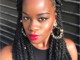 Marley Braid Bun Hairstyles 5 Simple yet Cute Ways to Style Marley Twists In 2018