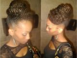 Marley Braid Bun Hairstyles Updo with Braid Hair Natural Hair Marley and I Marley Braiding Hair