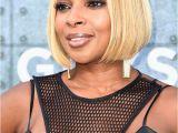 Mary J Blige Bob Haircut Mary J Blige Bob Bob Lookbook Stylebistro