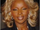Mary J Blige Short Blonde Hairstyles 63 Best Mary J Images
