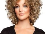 Medium Hairstyles for Fine Curly Hair 25 Short and Curly Hairstyles