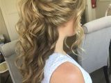 Medium Hairstyles for Prom Half Up Half Down 10 Wedding Hairstyles for Medium Length Hair Half Up Popular
