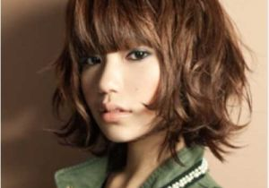 Medium Hairstyles Updos with Bangs 15 Thick Medium Length Hairstyles
