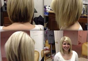 Medium Length Angled Bob Haircut Angled Bobs with Bangs