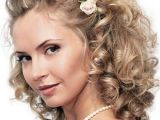 Medium Length Curly Hairstyles for Weddings Medium Length Wedding Hairstyles Wedding Hairstyle