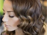 Medium Length Curly Hairstyles for Weddings Wedding Hairstyles for Medium Length Hair Wavy Wedding
