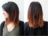 Medium Length Hairstyles Dip Dyed 32 Pretty Medium Length Hairstyles 2019 Hottest Shoulder Length