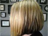 Medium Length Inverted Bob Haircut 15 Back View Inverted Bob
