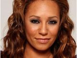 Mel B Latest Hairstyle 39 Best Melanie Mel B Brown Images On Pinterest