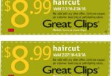Mens Haircut Coupons Great Clips Coupon
