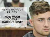 Mens Haircut Prices Men S Haircut Prices How Much Does A Haircut Cost