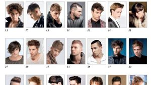 Mens Hairstyle Books Short Mens Hair Styles