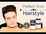 Mens Hairstyle Products Mens Hairstyling