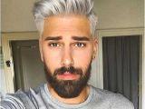 Mens Hairstyles for Gray Hair Mens Hair Color