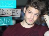 Mens Hairstyles for Growing Out Hair How to Grow Hair Faster & Longer