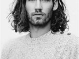 Mens Hairstyles for Long Wavy Hair 10 Mens Long Curly Hairstyles