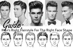 Mens Hairstyles for Your Face Shape Find the Right Hairstyle for Your Face