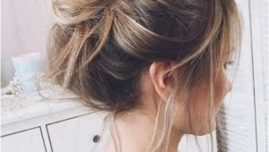 Messy Bun Hairstyles for Wedding 47 Messy Updo Hairstyles that You Can Wear Anytime Anywhere