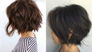 Messy Layered Bob Haircuts Layered Bob Haircuts Ideas for Thin Hair