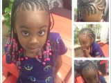 Micro Twist Braids Hairstyles Lil Girl Twist Hairstyles Kids Braids Styles with Beads Braids and